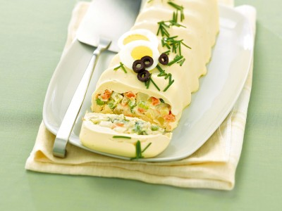 terrina di insalata russa ricetta