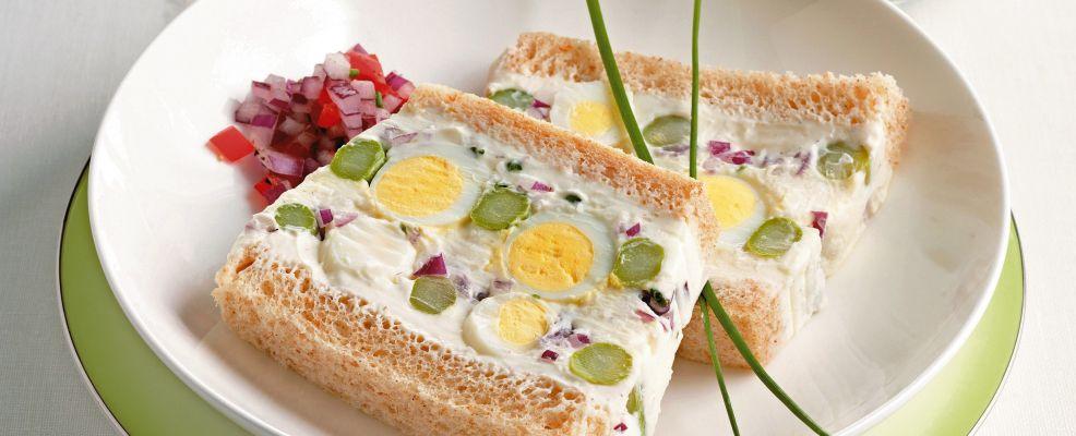 terrina-di-robiola-e-uova ricetta