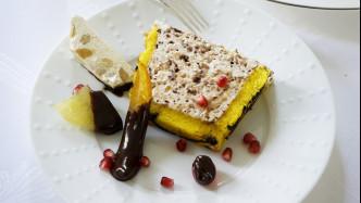 terrina-di-spuma-pralinata-con-crema-al-cioccolato ricetta