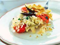 tiella di riso patate e cozze Sale&Pepe