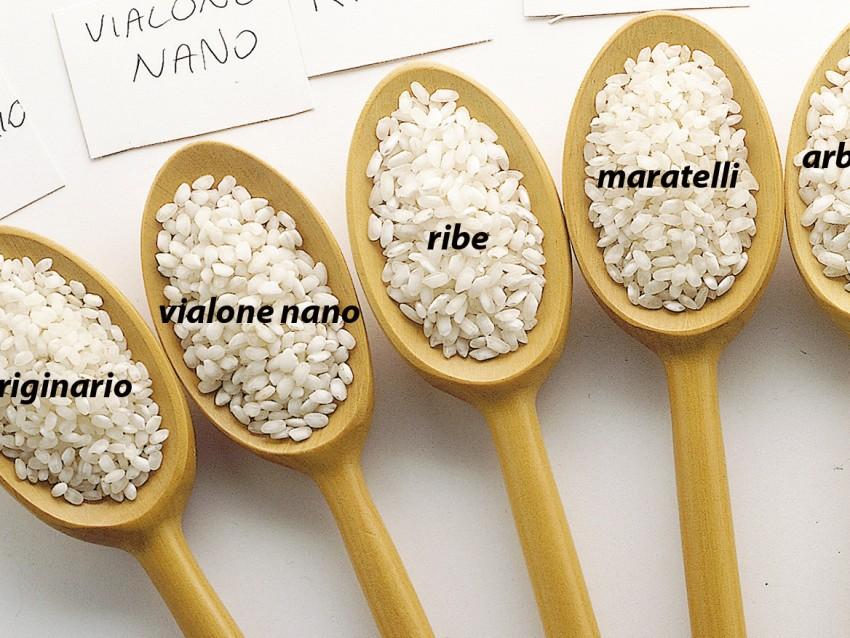 tipi di riso Sale&Pepe