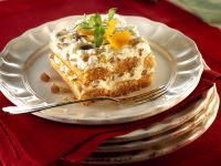 tiramisù con ricotta e marrons glacés Sale&Pepe ricetta