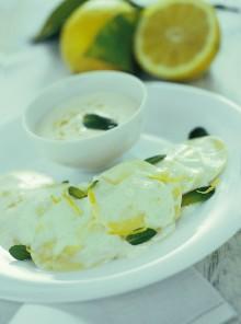 Tondini al limone