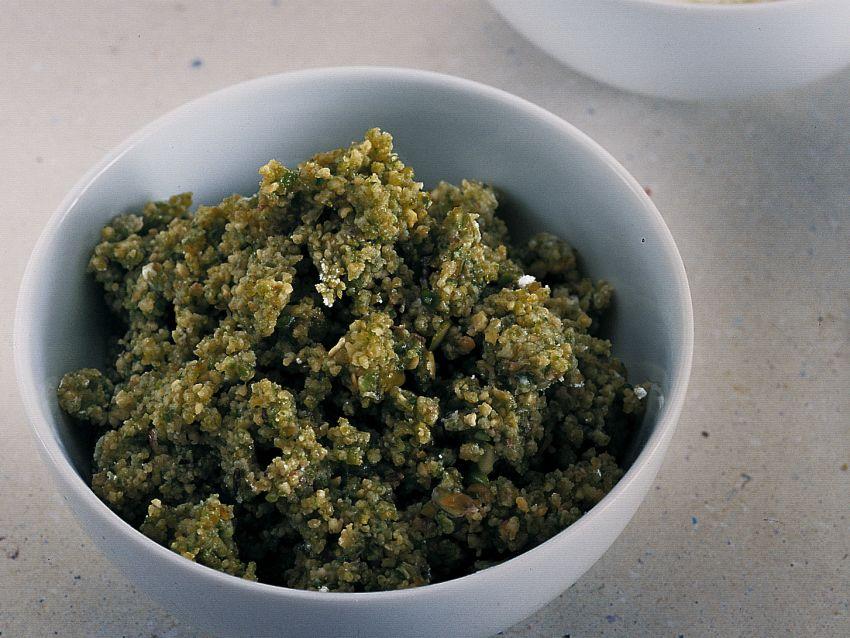 torta-al-pistacchio-con-ciliegie ricetta