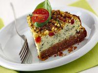 torta-alla-crema-di-basilico-con-pomodori ricetta