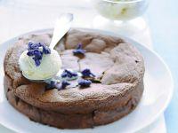 torta castagne e cioccolato Sale&Pepe