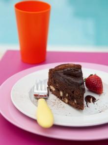 Torta cioccobiscotto