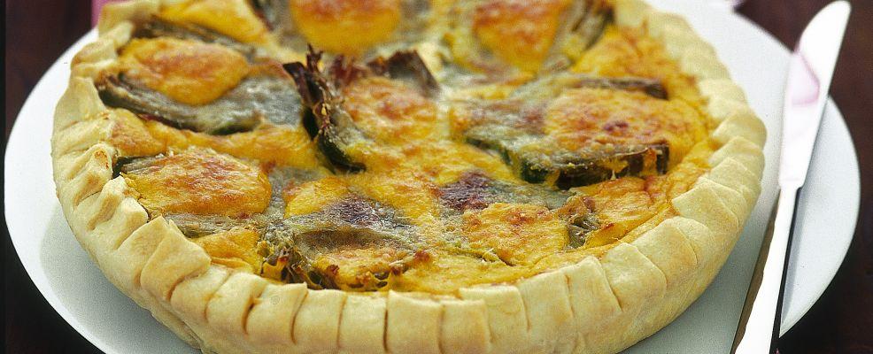 torta-con-crema-di-zucca ricetta