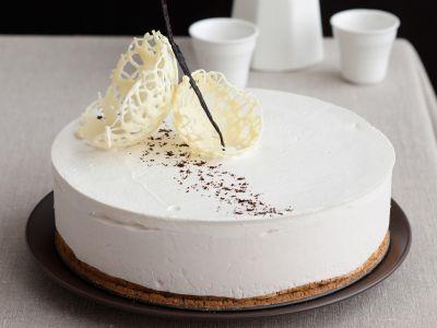 torta-di-castagne-alla-vaniglia immagine