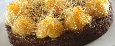 Torta di cioccolato alle clementine ricetta