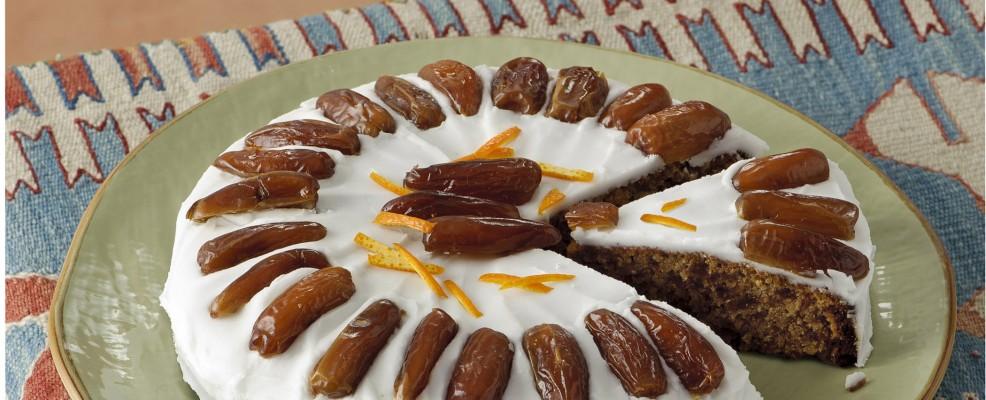 torta di datteri alla tunisina Sale&Pepe