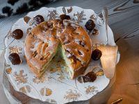 torta di mele ai marron glace con panna ricetta Sale&Pepe