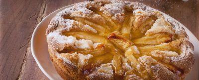 torta di mele al calvados ricetta