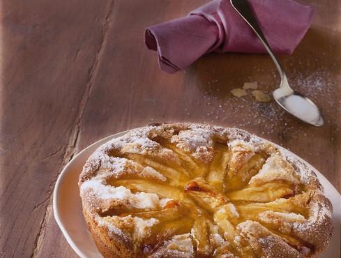 torta di mele al calvados Sale&Pepe
