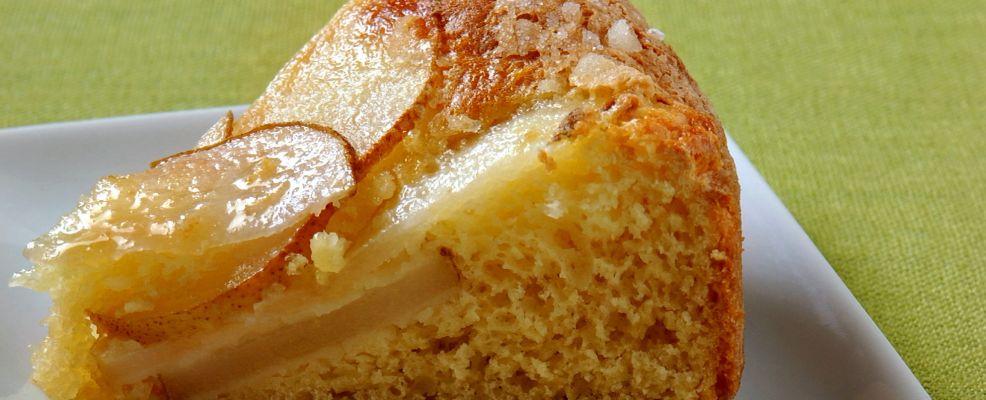 torta di pere con crema allo zenzero Sale&Pepe ricetta