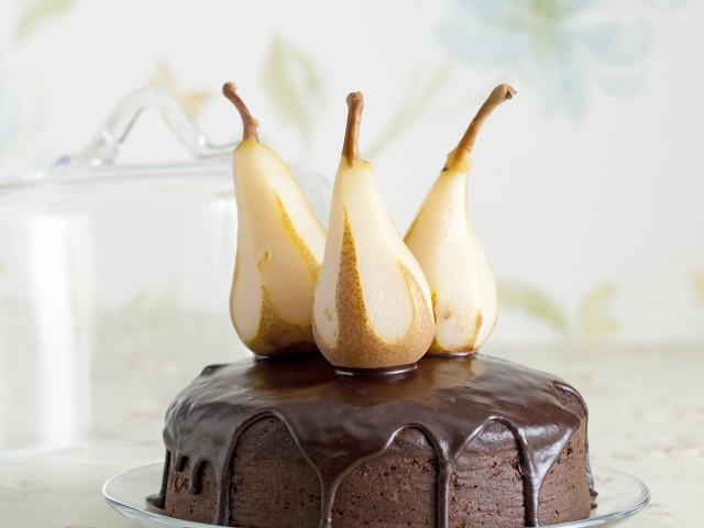 torta di pere e cioccolato Sale&Pepe ricetta
