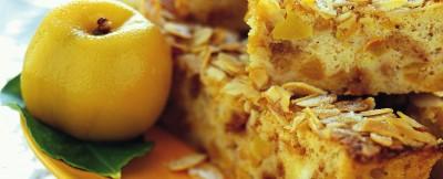 Ricette torta di pesche con amaretti e savoiardi