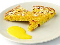 torta di riso e mandorle con zabaione Sale&Pepe immagine