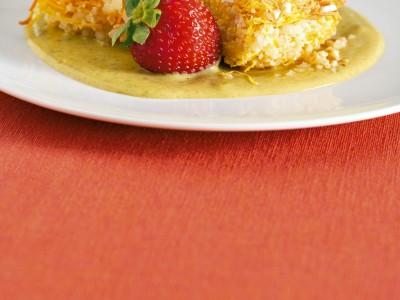 torta-di-tagliatelle-in-salsa-di-pistacchi immagine