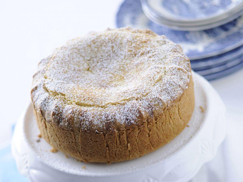 torta doppia alla ricotta Sale&Pepe ricetta