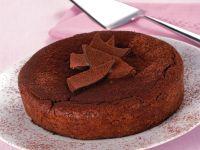 torta fondente alle mandorle Sale&Pepe ricetta