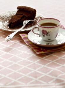 Torta morbida di cioccolato fondente