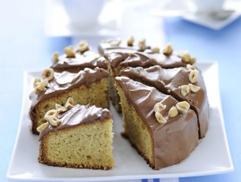 torta nocciole e cioccolato Sale&Pepe