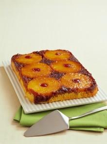 La torta rovesciata di ananas