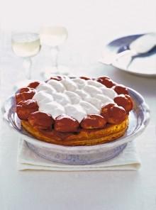La torta Saint Honoré