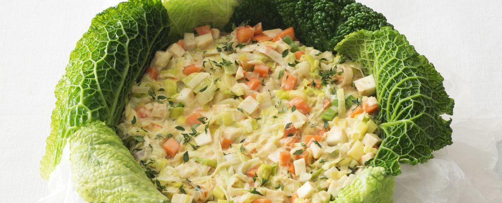 torta-salata-con-foglie-di-verza-al-posto-della-pasta ricetta