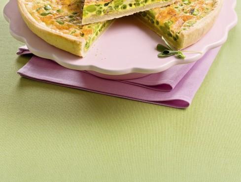 torta salata con pecorino alla maggiorana Sale&Pepe