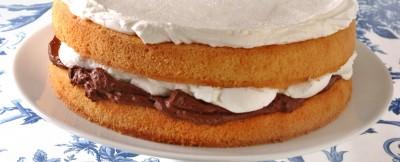 torta-soffice-con-panna-e-mousse-di-cioccolato