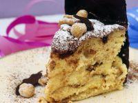 torta tiramisù nocciole e cioccolato Sale&Pepe foto
