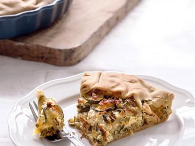 torta zucchine feta