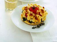 tortine-con-crumble-di-spinaci-e-pomodorini
