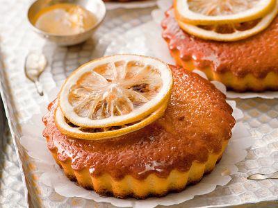 Tortini limone