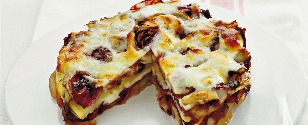 tortino con patate e formaggio ricetta Sale&Pepe