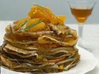 tortino di crepes al grand marnier Sale&Pepe