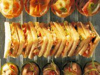 tramezzini all-insalata di gamberi ricetta Sale&Pepe