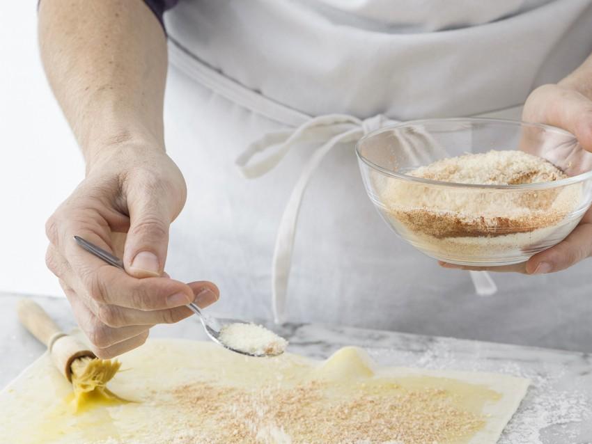 treccine al formaggio Sale&Pepe foto