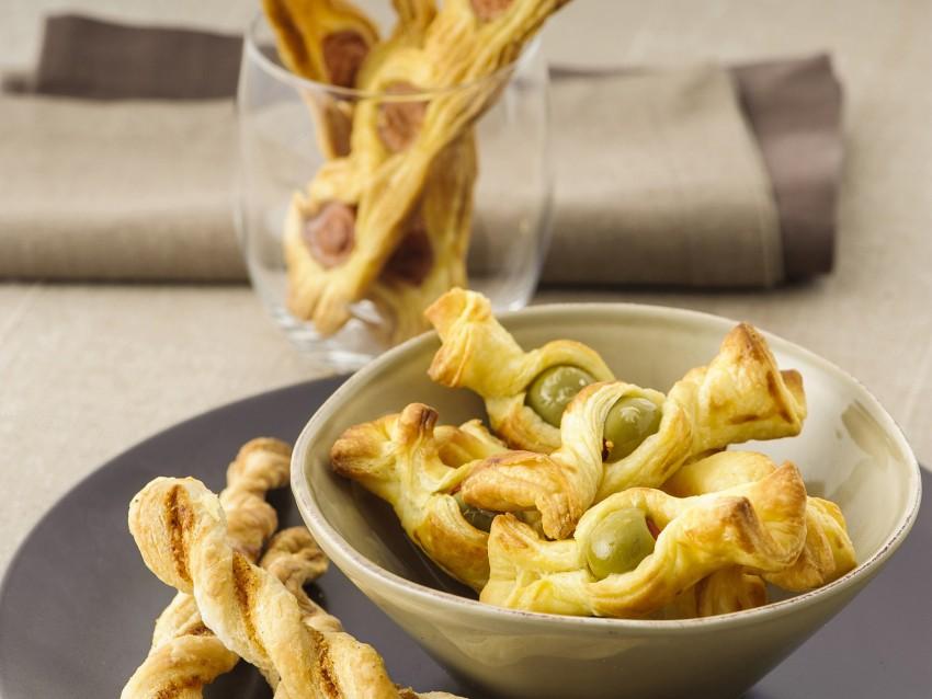treccine al formaggio Sale&Pepe ricetta