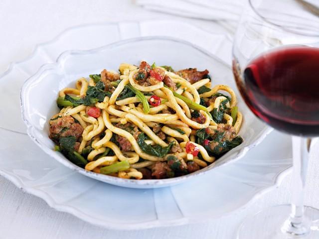 troccoli-con-cime-di-rapa ricetta