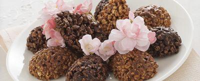uova di cioccolato croccanti ricetta