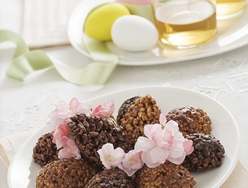 uova di cioccolato croccanti Sale&Pepe ricetta