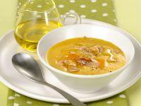 Vellutata di zucca e patate con le castagne Sale&Pepe ricetta