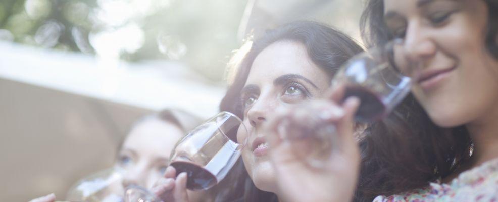 Il profumo del vino Sale&Pepe