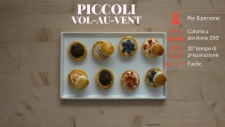 I piccoli vol-au-vent