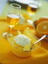 zabaione all'arancia e cointreau Sale&Pepe ricetta