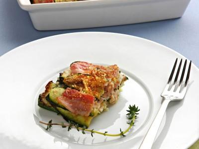 zucchine bacon e pecorino ricetta