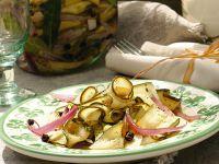 zucchine marinate Sale&Pepe ricetta